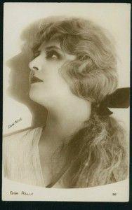 Actress Gina Relly Original Photo Postcard