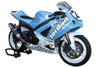 Jordan Suzuki GSX R1000 1 12 NewRay Motorcycle Diecast