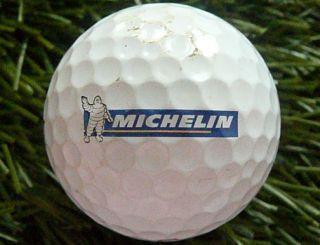 Michelin Michelin Man Logo Golf Ball