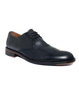 Johnston & Murphy Shoes, Hartley Plain Toe Lace Shoes   Mens Shoes