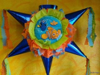 Pinata Nemo Birthday Party Mexican Craft for Candy