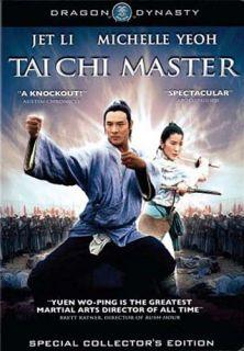 Tai Chi Master Dragon Dynasty New DVD