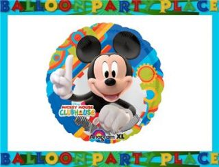 Disney Mickey Mouse Clubhouse Birthday Party Balloon Supplies