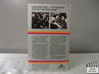 Rock VHS Elvis Presley Judy Tyler Mickey Shaughnessy Dean Jones