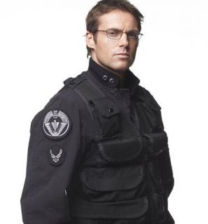 SG1 Stargate SG 1 Dr Daniel Jackson Top Pants Production Patten Set