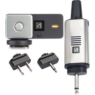 The MicroSync II VM2TR Wireless Transmitter/Receiver Kit is a super