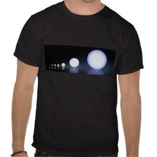Star Classification & Hertzsprung Russell Diagram T Shirt