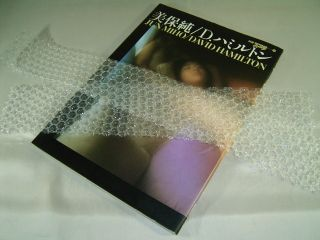 David Hamilton Photo Book Jun Miho Printed in Japan