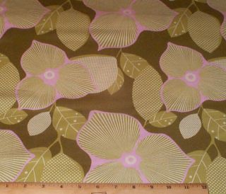 Sale Amy Butler Midwest Modern Floral Trilliums Fabric by Yard