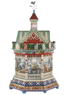 Jim Shore Heartwood Creek Carousel Masterpiece 4009747