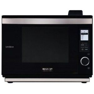 Sharp AX1200K Supersteam Convection and Microwave Oven