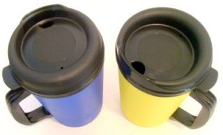 34 oz Thermo Serv Insulated Travel Coffee Mugs