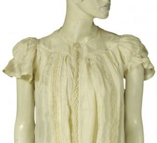 New $248 Day Birger Et Mikkelsen Lace Beige Tunic Dress Extra Small 0