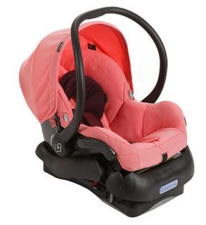Maxi Cosi Mico Infant Baby Car Seat w Base Sugar Coral New IC099SGC