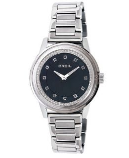 Breil Watch, Womens Orchestra Stainless Steel Bracelet TW1007   All