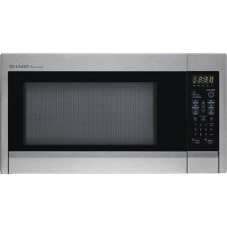 Sharp Carousel Countertop Microwave Oven R 431ZS