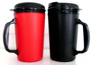 20 oz Thermo Serv Classic Insulated Travel Coffee Mugs