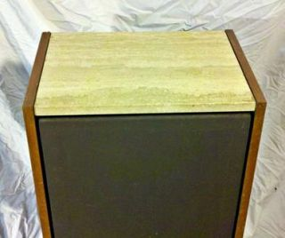 JBL Dorian C56 Vintage Speakers with Marble Tops LE14C LX 2 Crossover