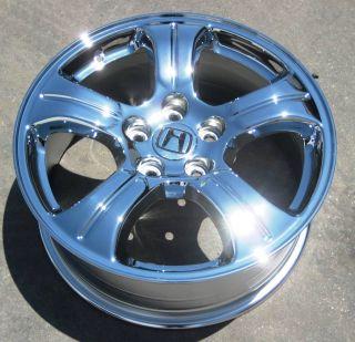 Factory Honda Pilot Chrome Wheels Rims MDX Odyssey TL Ridgeline