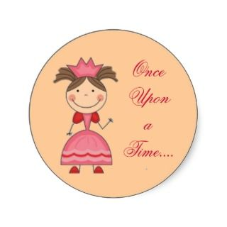 Princess,sticker,pink,cute,girly,fun,fairy tale