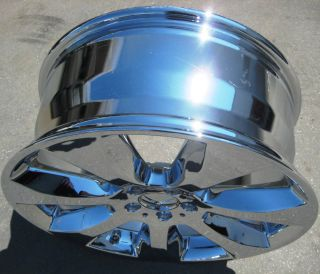 New 20 Factory Mercedes Benz GLK350 Chrome Wheels Rims 2010 12
