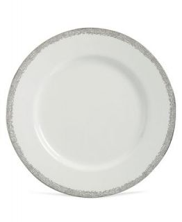 Calvin Klein Home Antique Ribbon Dinner Plate