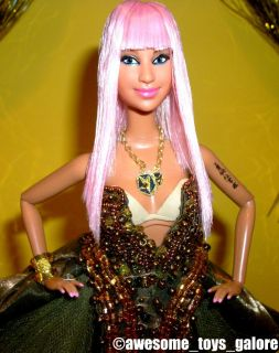 OOAK Nicki Minaj Moment 4 Life Celebrity Doll Super Bass