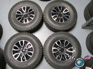 2012 Ford F150 Raptor Factory 17 Wheels Rims 04 11 F150 Expedition