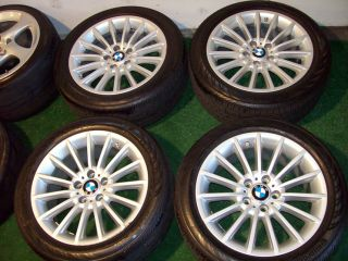 BMW 528I 535I 550I F10 F11 Factory OEM 331 Wheels Tires 2010 2011 2012