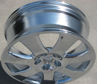 Factory Jaguar x Type Chrome Wheel Rim Cayman Outright 1 Single