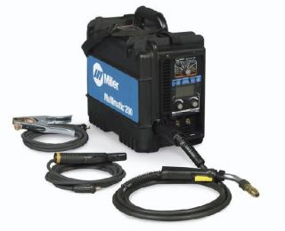 Miller Multimatic 200 Elite Multiprocess MIG Stick TIG Welder 907518