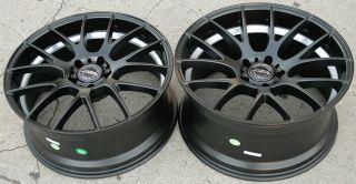 ASA GT5 20 Black Rims Wheels Camaro SS Staggered 09 Up 20 x 8 5 10 5H