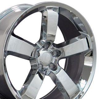 20 Rim Fits Dodge Chrome Charger SRT Wheel 20x 9