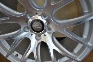 19 Audi Wheels Rim Tires A3 A4 A5 A6 A8 S4 S6 TT TTS