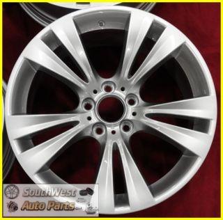2011 2012 11 12 BMW x3 19 Silver 5 Spoke Rear Wheel New Rim 309 71479