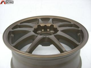 17X7.5 ROTA TORQUE 5X114.3 +45 FULL ROYAL SPORT BRONZE WHEEL FITS
