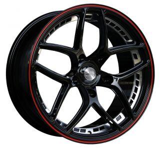 18 inch HD Tuning Over Drive Wheels 5x4 5 5x114 3 Accord Maxima Altima