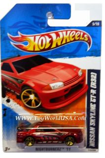 Hot Wheels 2011 Series mainline die cast vehicle. This item is on a
