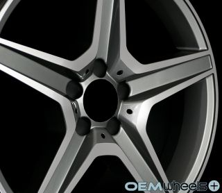 18 Mercedes Benz AMG Staggered C32 C55 C63 Wheels Rims