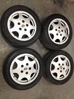 964 Design 90 Wheels C2 Club Sport 16 16x6 16x8 ET 52 6 8 Light weight