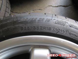 AMG MERCEDES BENZ R230 SL500 SL550 SL600 SL WHEELS RIMS MICHELIN TIRES