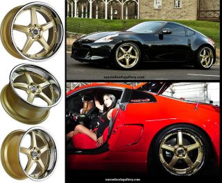 19 Vertini Drift series wheels / Rims for Nissan 350 Z 370Z G35 Coupe