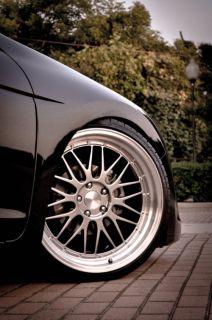 19 Varrstoen ES1 Style Silver Wheels Rims Fit Nissan 350Z 370Z 300zx