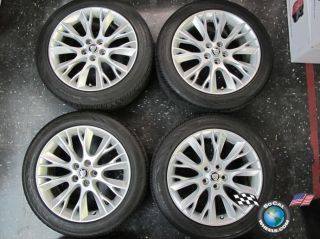 13 Jaguar XF Factory 18 Wheels Tires Rims 59836 8x23 1007 Ba
