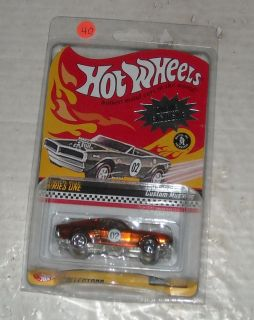 2001 Mattel Hot Wheels Online Exclusive Series Custom Mustang Diecast