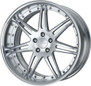 19 Work Gnosis GS 5 MSL Rims Wheels E36 E46 x3 Z4 M3 X5