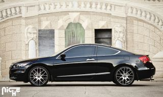 18 inch Niche Circuit Black Wheels Rims 5x4 5 5x114 3 Genesis Mazda 6