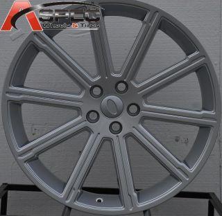 22 Land Rover Range Rover SE HSE LR3 Sport Wheels Rims