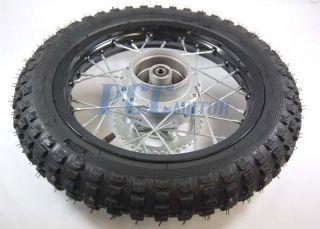 12 Rear Rim Wheel Spoke Honda XR50 CRF50 50 Drum Brake Stock