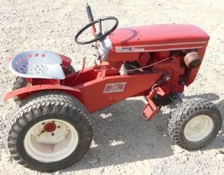 Wheel Horse 1045 Tractor Fuel Sediment Bowl